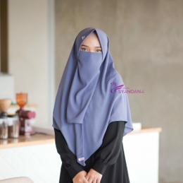 model jilbab bergo syari terbaru