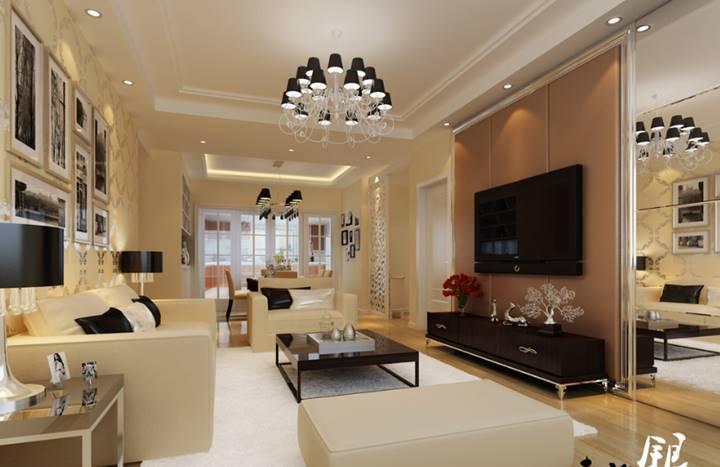 jasa interior rumah mewah