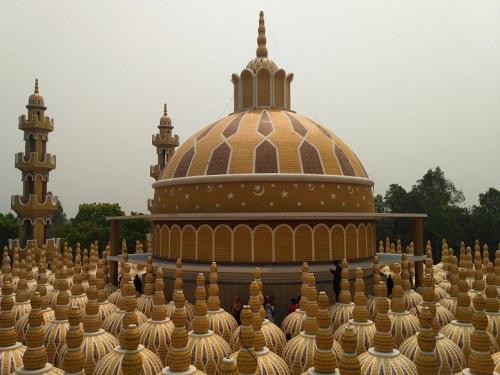Kontraktor Kubah Masjid Padang Pekanbaru